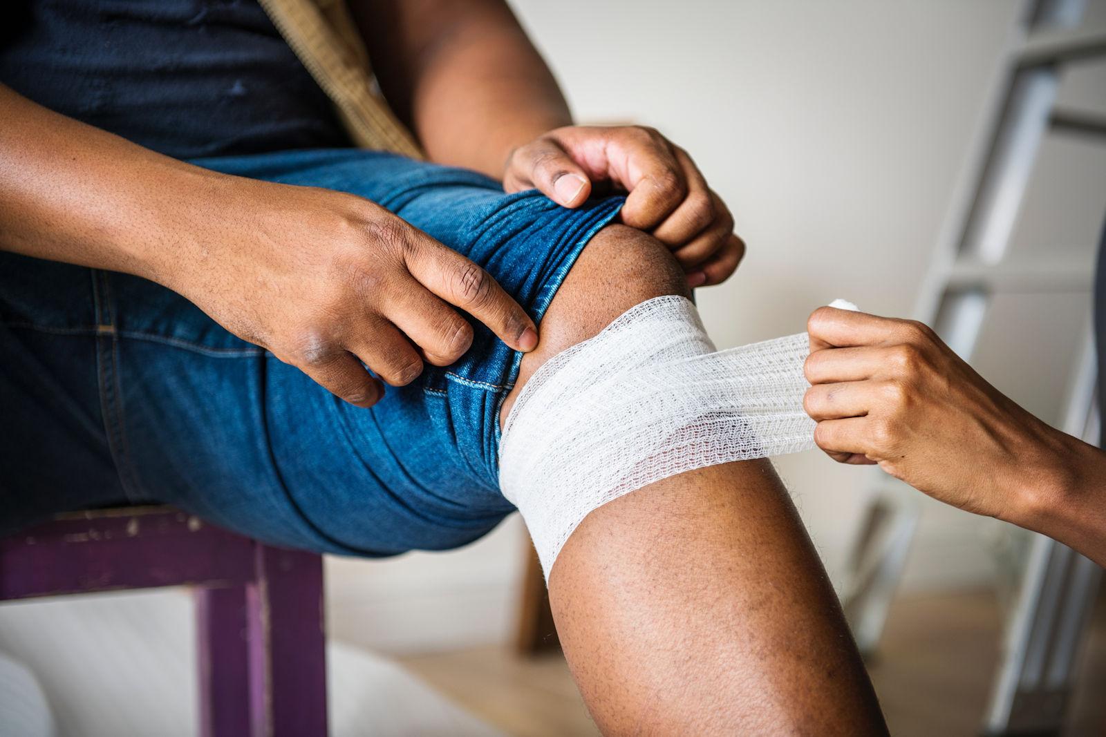 Jak przyśpieszyć gojenie ran?
