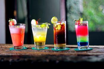 Drinki na imprezę