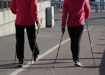 Nordic walking – prawidłowa technika
