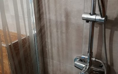 oszczędzanie wody prysznic
